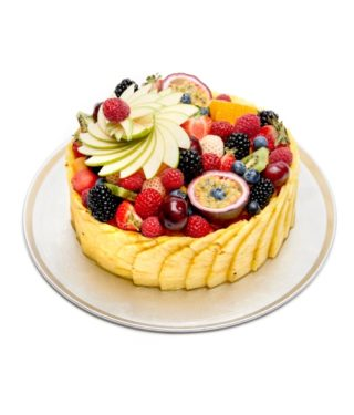 Création Dessert de fruits revisité – vue principale