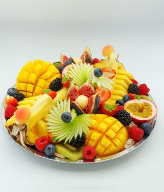 plateau de fruits gourmet